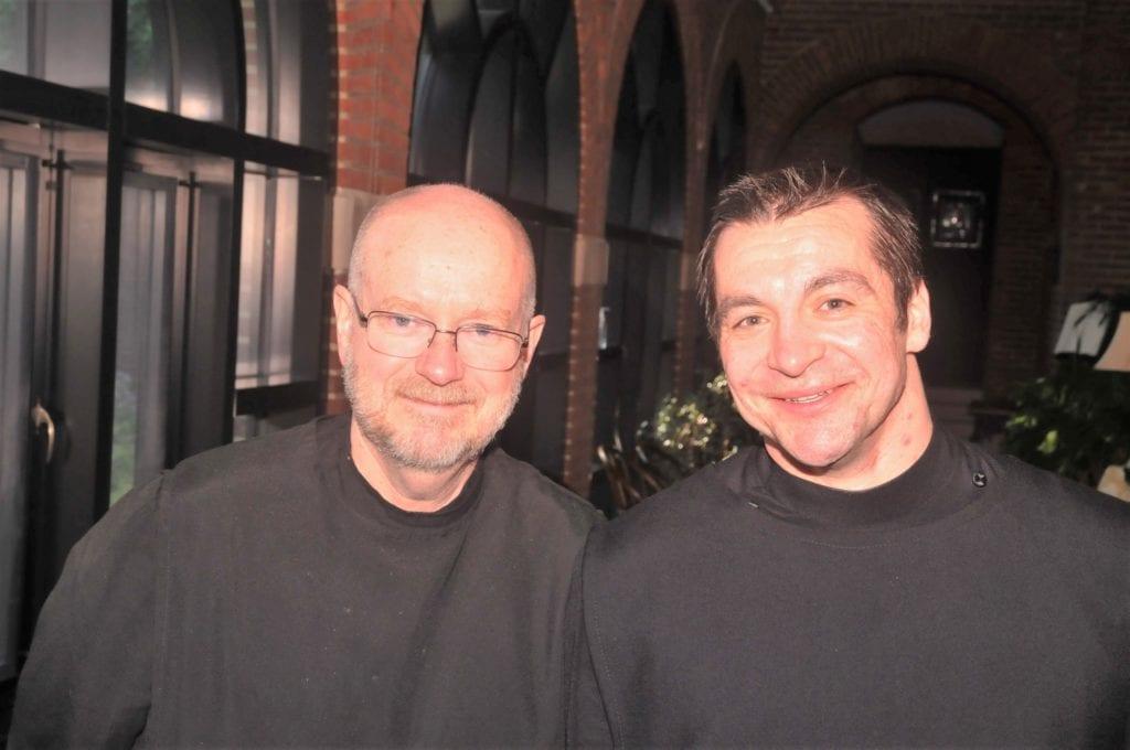 Brs. James Koester and Jack Crowley