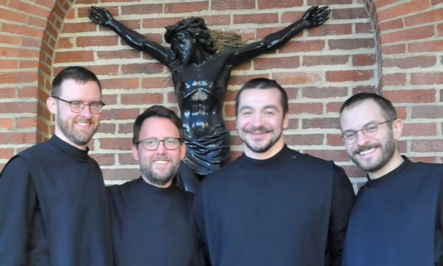 Brs. Keith Nelson, Todd Blackham, Jack Crowley, & Sean Glenn