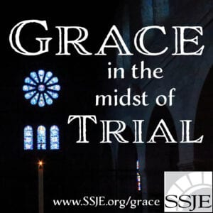 Grace in the midst of trial